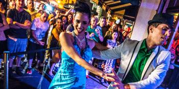 MIAMI Club- Tropicalia Night