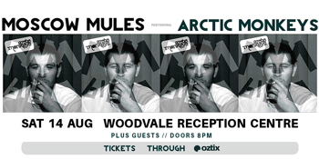 Moscow Mules : Arctic Monkeys Tribute