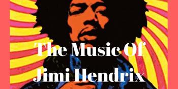 Kerry B Ryan Presents the Music of Jimi Hendrix