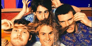 POSTPONED - Teenage Dads + The Moving Stills 'The Antics Roadshow' Tour