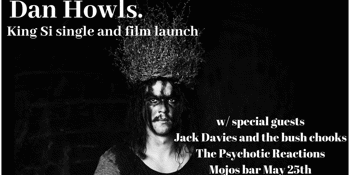 Dan Howls | King Si Single and Film Launch