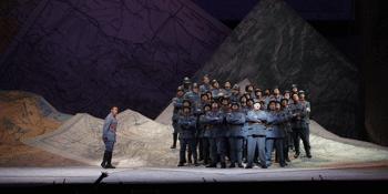 Met Opera: La Fille du Regiment - SUN 2 JUNE 1PM