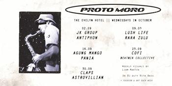 Proto Moro - October Residency
