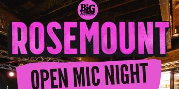 Rosemount OMN (Open Mic Night)