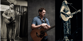 Songwriters Night With Van Walker, Clinton Hutton & Amy Pegg