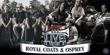 Royal Coats & Osprey
