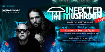 INFECTED MUSHROOM - LIVE