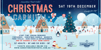 Christmas Carnival Saturday