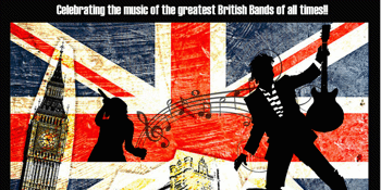 British Rock - A Tribute to The Golden Era of British Music - Late show