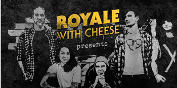 Royale with Cheese – The Ultimate 90s Rock Show Unplugged - Early Show