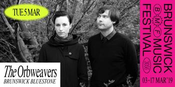 The Orbweavers - Brunswick Bluestone