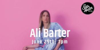 Ali Barter - Chocolate Cake Tour