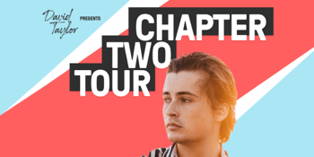 David Taylor presents - 'Chapter Two' Tour