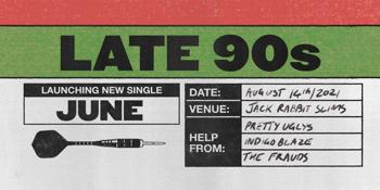 LATE 90s   June Single Launch