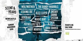 Scene & Heard Festival - Newcastle