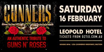 Gunners (Guns N' Roses Tribute)