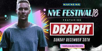 Drapht - NYE Festival