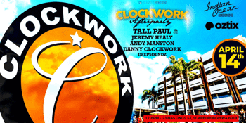 Clockwork Orange Afterparty