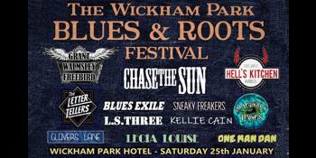 The Wickham Park Blues & Roots Festival
