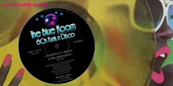 THE BLUE ROOM 80s Funk n Disco