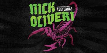 Nick Oliveri & Svetlanas