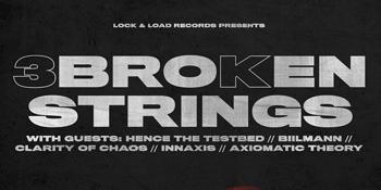 3 Broken Strings
