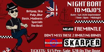 Night Boat To Mojos