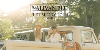 """Alivan Blu – """"Someone I Call Home"""" Tour"""