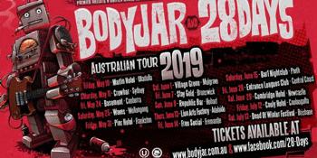 Bodyjar & 28 Days - Gold Coast