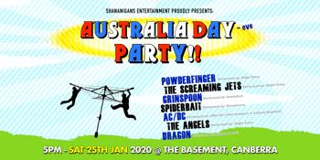 Australia Day-eve Party!!