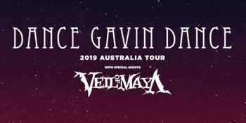 Dance Gavin Dance Australian Tour 2019