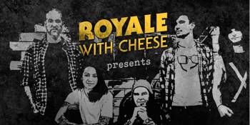 Royale with Cheese – The Ultimate 90s Rock Show - Unplugged