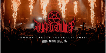 Thy Art Is Murder - Canberra