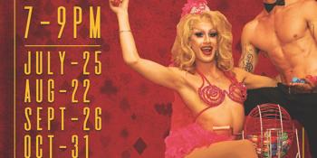 HALLOWEEN QUEEN -Drag Queen Halloween Bingo October