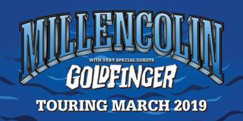 Millencolin Australian Tour 2019
