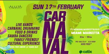 Brazilian Carnaval Gold Coast