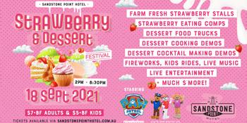 Strawberry & Dessert Festival
