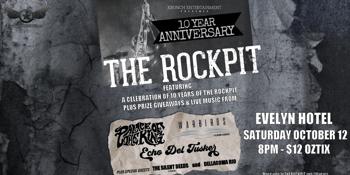The Rockpit 10th Birthday Celebration