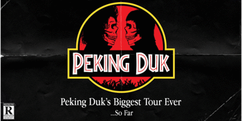 Peking Duk's Biggest. Tour. Ever... so far