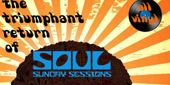 Beer Garden 'Soul Sessions are Back' Party