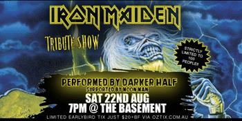 IRON MAIDEN Tribute Show!!