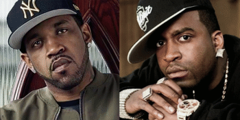 Lloyd Banks & Tony Yayo of G-Unit