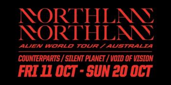 Northlane - Brisbane
