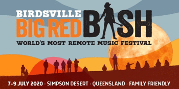 Birdsville Big Red Bash