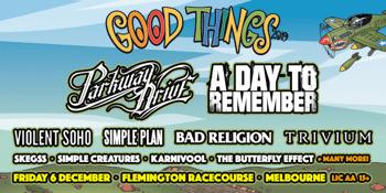 Good Things Festival 2019 - Melbourne