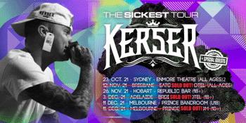 Kerser: The Sickest Tour 2021 (18+)