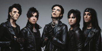POSTPONED - Black Veil Brides