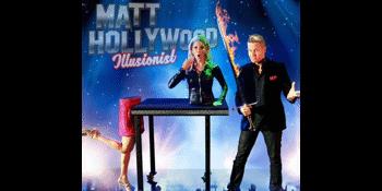 Matt Hollywood - Illusionist - Magic!