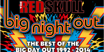 The Red Skull's - Big Night Out Tribute
