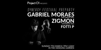 Synergy Festival Preparty